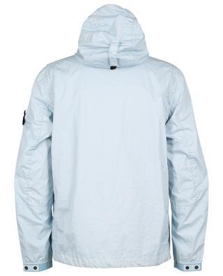 40523 MEMBRANA 3L TC lightweight hooded jacket STONE ISLAND