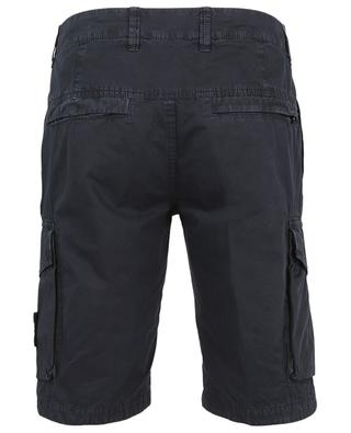 L07WA cargo Bermuda shorts in brushed cotton STONE ISLAND