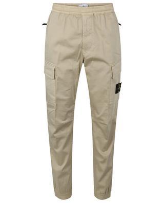 Pantalon cargo en gabardine stretch 31309 STONE ISLAND