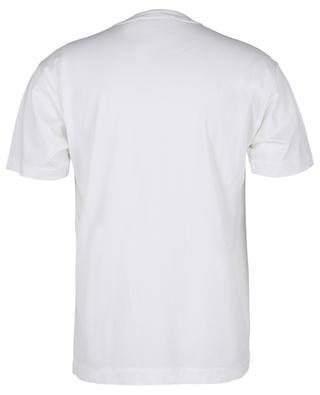 Kurzarm-T-Shirt mit Kompass-Patch 24113 STONE ISLAND