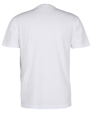Baumwoll-T-Shirt mit Logoprint STONE ISLAND