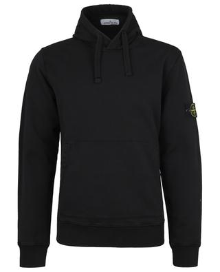 64151 compass patch hooded sweatshirt STONE ISLAND