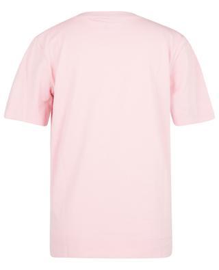 T-Shirt aus EcoLife-Jersey mit Logoprint Software GANNI