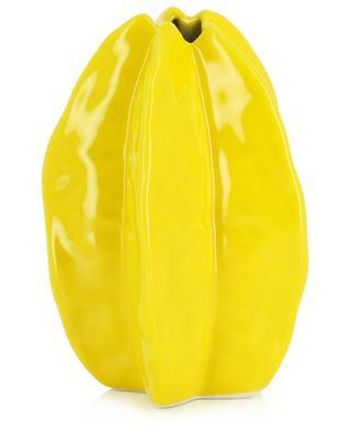 Vase aus Steingut Starfruit KLEVERING