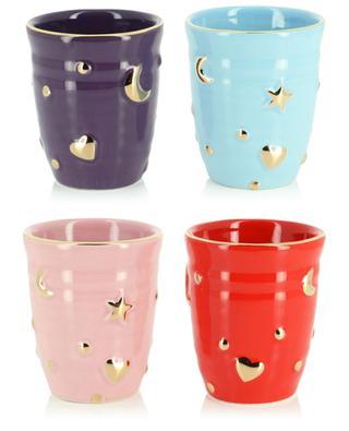 Set de quatre mugs Anouk Univers KLEVERING