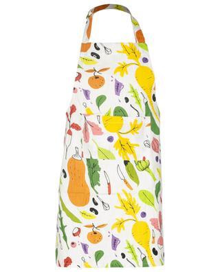 Yvette van Bowen organic cotton apron KLEVERING