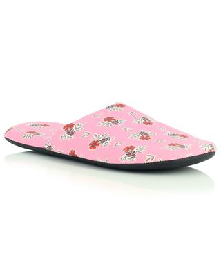 Poppy Florence floral slippers LIBERTY LONDON