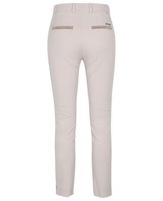 Pantalon slim en gabardine stretch Franziska SEDUCTIVE