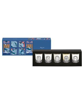 Coffret de cinq mini bougies parfumées - 5 x 35 g DIPTYQUE