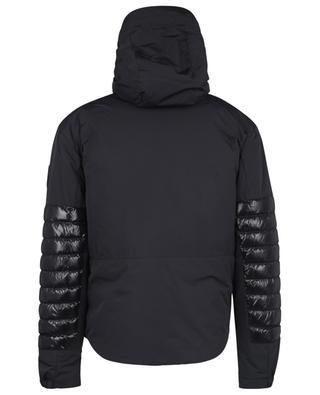 Olargues matte nylon down jacket with logo MONCLER