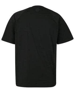 T-shirt à manches raglan imprimé logo MONCLER