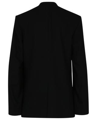 Loose blazer without collar VINCE