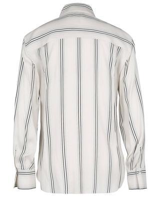 Chemise boutonnée à rayures multiples VINCE