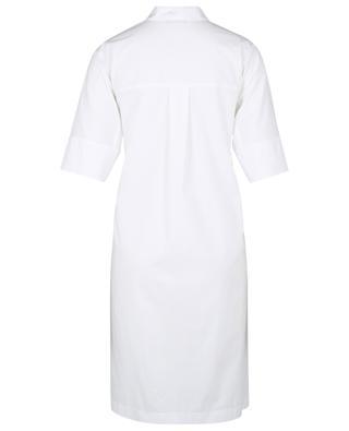 Robe chemise droite à manches courtes FABIANA FILIPPI