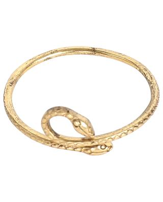Sissi gold plated ring LA2L