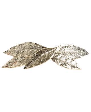 Cléo Medium brass hair clip LA2L