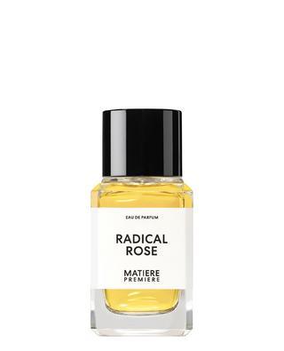 Eau de parfum Radical Rose - 100 ml MATIERE PREMIERE