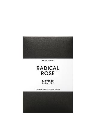 Radical Rose eau de parfum - 100 ml MATIERE PREMIERE