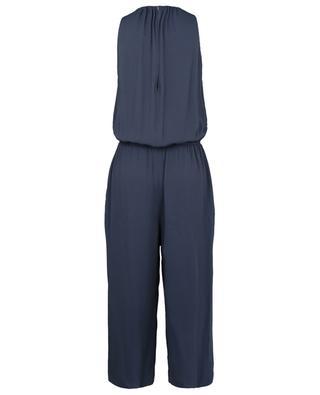 Sleeveless crepe jumpsuit FABIANA FILIPPI