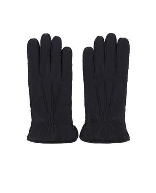 Grained deerskin gloves PIERO RESTELLI