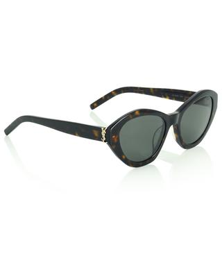 Oval monogram sunglasses SAINT LAURENT PARIS