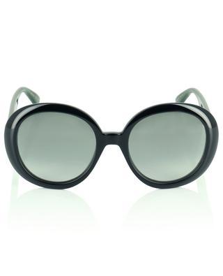Grosse runde Sonnenbrille mit GG-Logo GUCCI