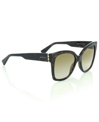 Large square logo sunglasses GUCCI