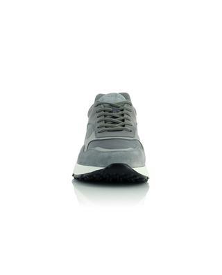 Sneakers aus Nylon, Wildleder und Glattleder in Grau Hyperlight HOGAN