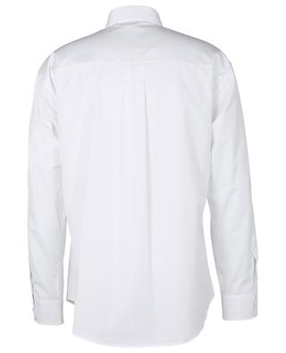 Cotton shirt with Canadian Icon patch DSQUARED2