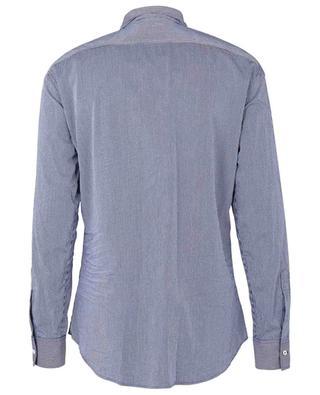 Cotton vichy square shirt DSQUARED2