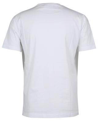 T-Shirt aus Baumwolle mit Logoprint Brotherhood Tape Cool Fit DSQUARED2