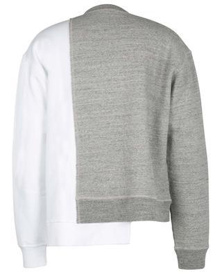 Asymmetric cotton jumper DSQUARED2