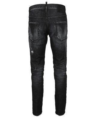 Skater distressed look slim jeans DSQUARED2