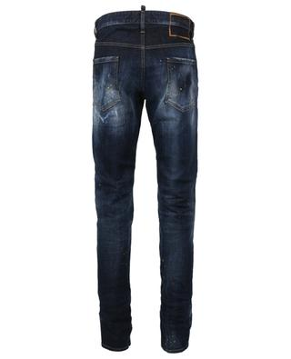 Cool Guy Jean stained and ripped slim fit jeans DSQUARED2
