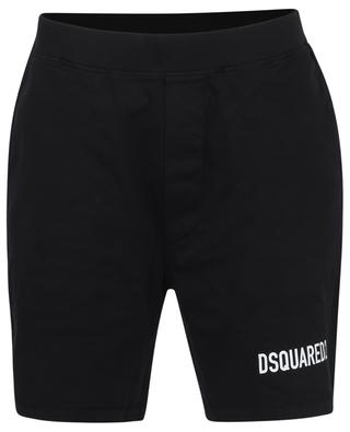 Relax Fit logo printed sweat shorts DSQUARED2