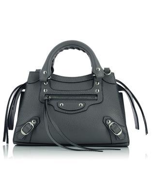 Neo Classic City Mini grained leather handbag BALENCIAGA