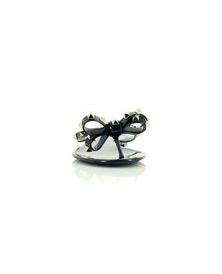 PVC-Flip-Flops mit Schleife Rockstud VALENTINO