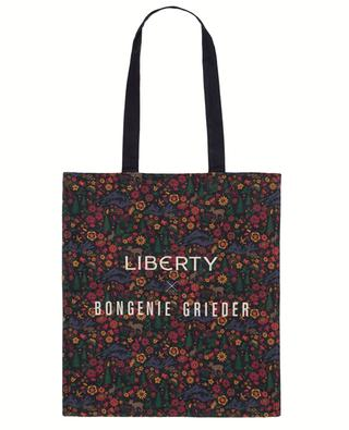 LIBERTY X BONGENIE GRIEDER Tote canvas shopping bag LIBERTY LONDON