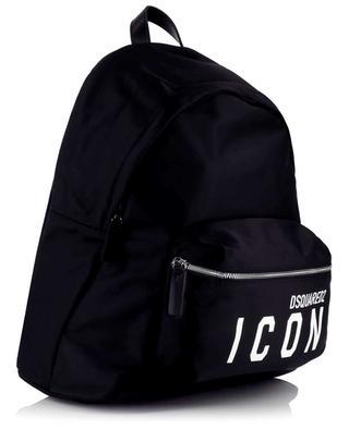 Sac à dos en nylon imprimé Be ICON DSQUARED2