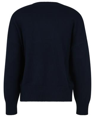 Ami de Coeur oversized cotton and wool jumper AMI
