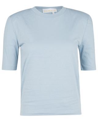 T-shirt à col rond et épaulettes Xenia Ashley Blue REMAIN BIRGER CHRISTENSEN