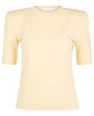 T-shirt à col rond et épaulettes Xenia Straw REMAIN BIRGER CHRISTENSEN