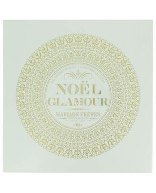 Noël Glamour tea advent calendar MARIAGE FRERES