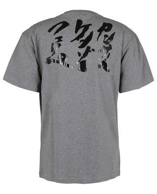 Baumwoll-T-Shirt mit Print Trois Tigres KENZO x KANSAIYAMAMOTO KENZO