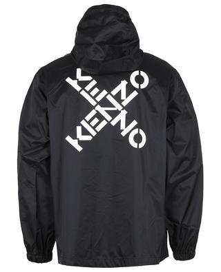 Veste coupe-vent en nylon Kenzo Sport Big X KENZO