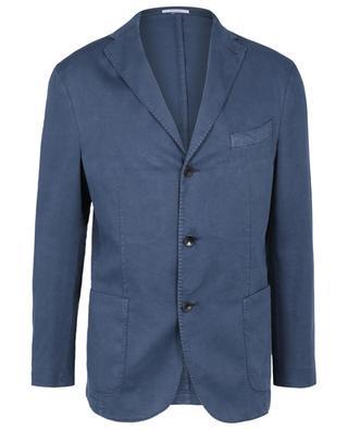 Blazer souple en lyocell et coton K.Jacket BOGLIOLI