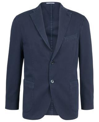 K-Jacket faded looking cotton piqué blazer BOGLIOLI