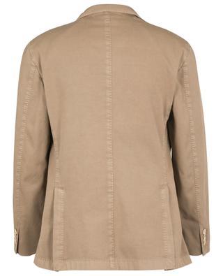 Blazer aus Baumwollpiqué im ausgewaschenen Look K-Jacket BOGLIOLI