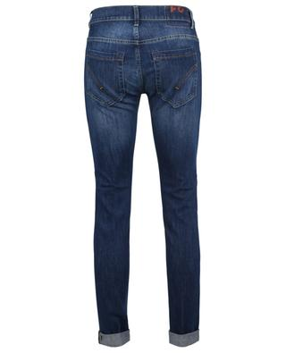 George blue stoned skinny fit jeans DONDUP