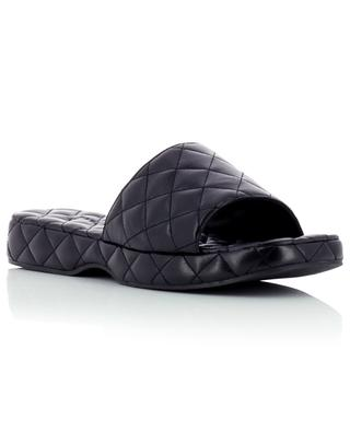 Lilo quilted nappa leather open-toe mules BY FAR